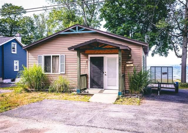 2705 Burlingame Road, Sullivan, NY 13032 (MLS #S1274559) :: MyTown Realty