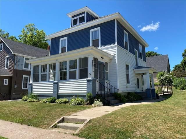 22 Bridge Street, Champion, NY 13619 (MLS #S1274590) :: TLC Real Estate LLC