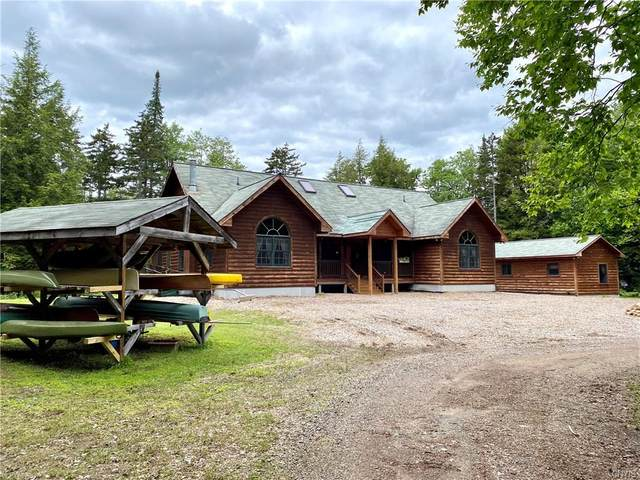 12 Reed Rd, Fine, NY 13695 (MLS #S1274988) :: Lore Real Estate Services