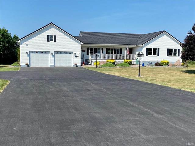 24117 County Route 54, Brownville, NY 13634 (MLS #S1275093) :: Thousand Islands Realty