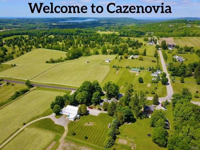2370 Ballina Road, Cazenovia, NY 13035 (MLS #S1275266) :: 716 Realty Group