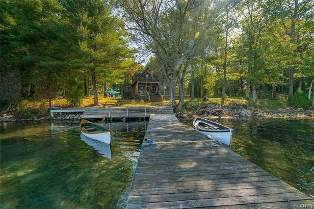 3 Cedar Island, Hammond, NY 13623 (MLS #S1275475) :: 716 Realty Group