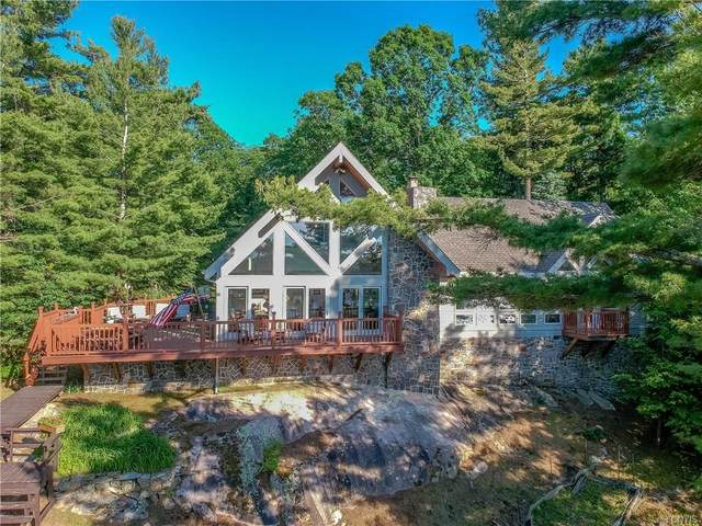 46783 Waterson Point Road, Orleans, NY 13640 (MLS #S1275538) :: Robert PiazzaPalotto Sold Team