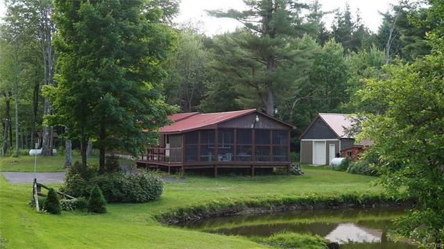 105 Blount Mills Drive, Redfield, NY 13437 (MLS #S1275590) :: Thousand Islands Realty