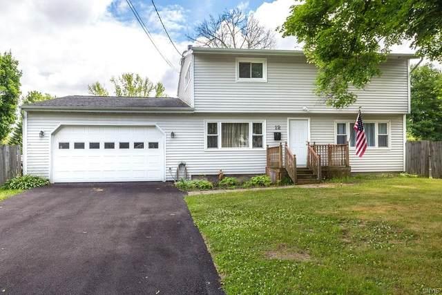 12 Dove Path, Clay, NY 13090 (MLS #S1275651) :: MyTown Realty