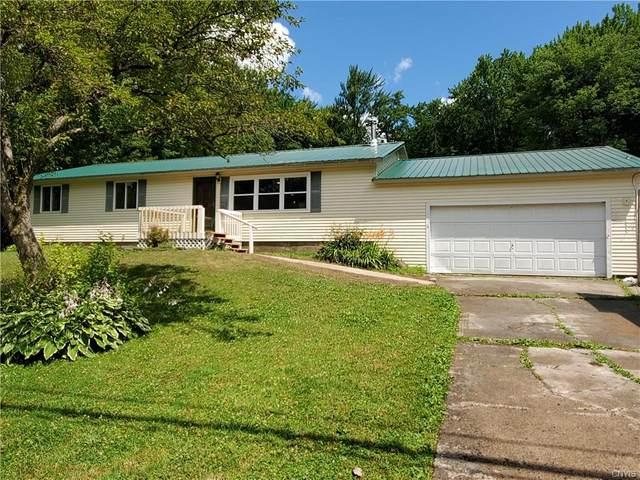 100 Avery Road, Constantia, NY 13044 (MLS #S1275653) :: BridgeView Real Estate Services