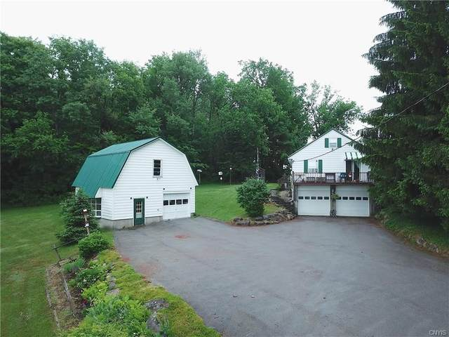 6439 State Highway 29, Oppenheim, NY 13452 (MLS #S1275735) :: Robert PiazzaPalotto Sold Team