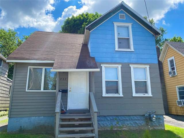 237 Kenwood Avenue, Syracuse, NY 13208 (MLS #S1275850) :: Robert PiazzaPalotto Sold Team