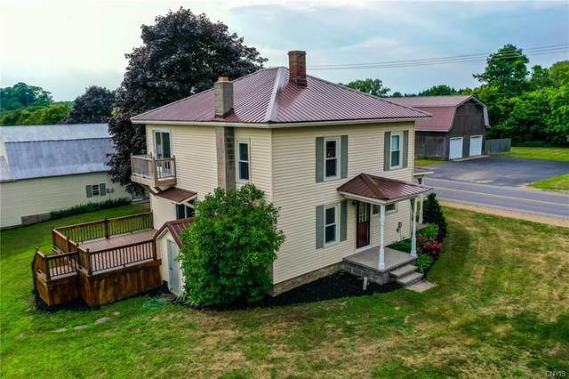 2823 County Route 15, Sandy Creek, NY 13145 (MLS #S1275927) :: 716 Realty Group