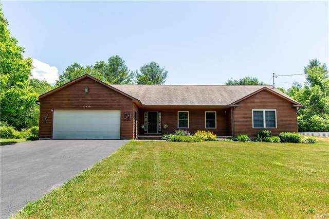 23430 Turkey Hollow Drive, Brownville, NY 13634 (MLS #S1276175) :: MyTown Realty