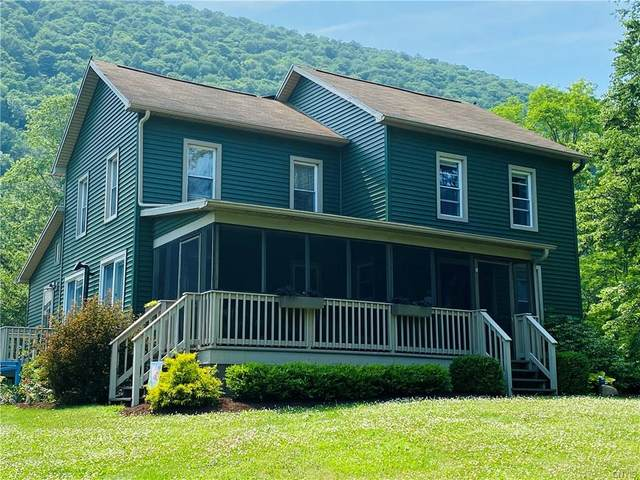 7088 N Glen Haven Road, Sempronius, NY 13077 (MLS #S1276283) :: 716 Realty Group