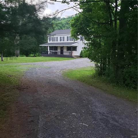 5105 Freeman Road, Stockbridge, NY 13409 (MLS #S1276432) :: Robert PiazzaPalotto Sold Team