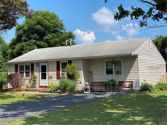 172 Verda Avenue, Cicero, NY 13212 (MLS #S1276546) :: BridgeView Real Estate Services