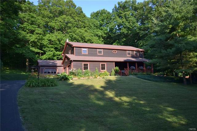 3204 Bella Vista Drive, Lafayette, NY 13084 (MLS #S1276555) :: 716 Realty Group