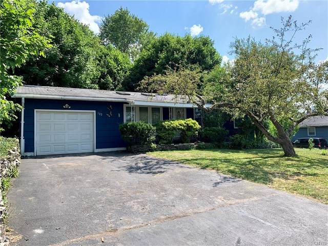 122 Thurber Street, Syracuse, NY 13210 (MLS #S1276577) :: BridgeView Real Estate Services