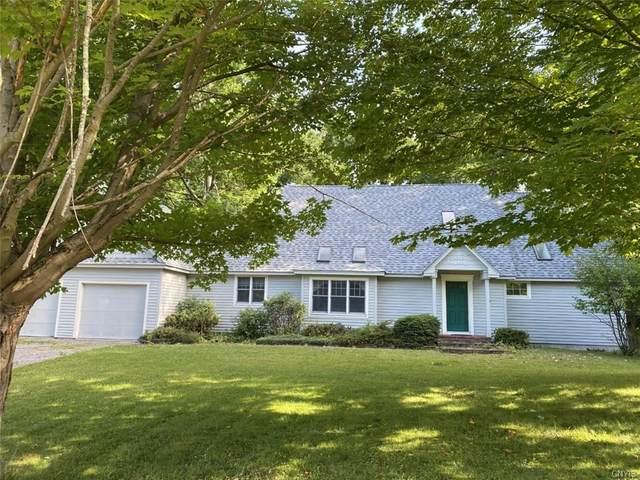 8 Audubon Drive, Cazenovia, NY 13035 (MLS #S1276608) :: Lore Real Estate Services