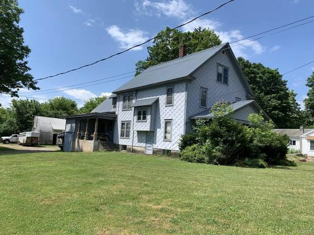 1383 Route 446, Hinsdale, NY 14743 (MLS #S1276690) :: MyTown Realty