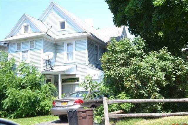 902 Willis Avenue, Syracuse, NY 13204 (MLS #S1276752) :: BridgeView Real Estate Services