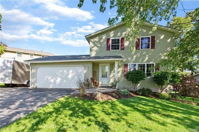 127 Canterbury Drive, Camillus, NY 13031 (MLS #S1276764) :: BridgeView Real Estate Services