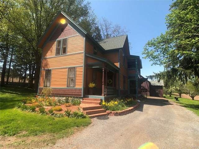 6651 W Hill Road, Marshall, NY 13328 (MLS #S1276823) :: 716 Realty Group
