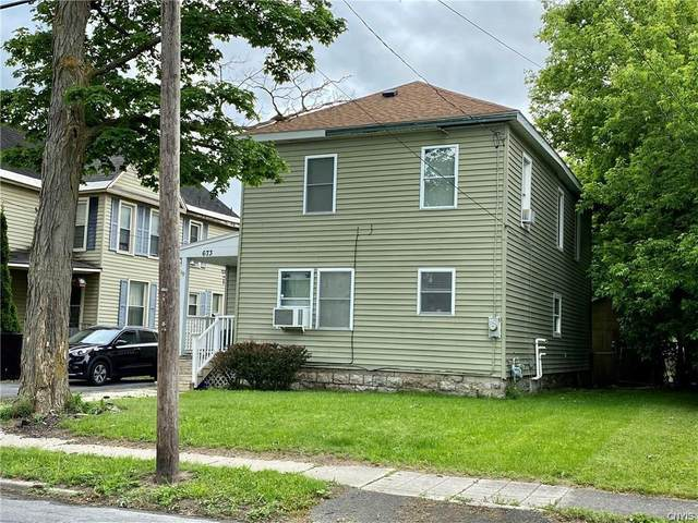 673 Cooper Street, Watertown-City, NY 13601 (MLS #S1276839) :: TLC Real Estate LLC