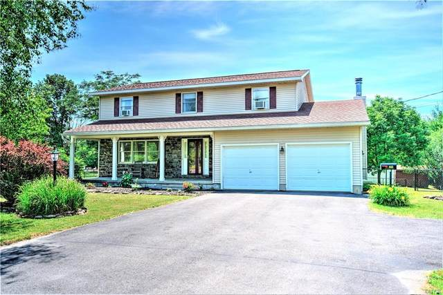 440 Higby Road, New Hartford, NY 13413 (MLS #S1276888) :: Updegraff Group