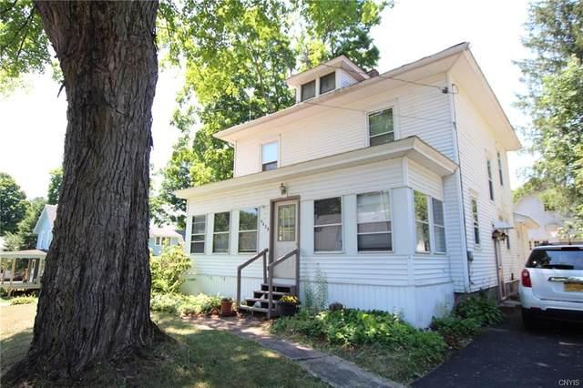9629 Beaver Falls Road, Croghan, NY 13327 (MLS #S1276995) :: TLC Real Estate LLC