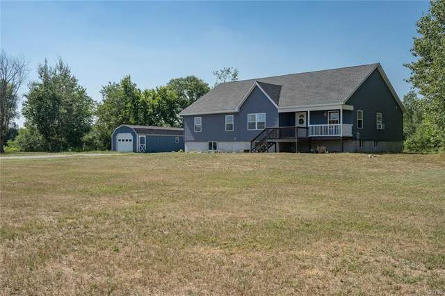 25781 Nys Route 411, Theresa, NY 13691 (MLS #S1277423) :: 716 Realty Group