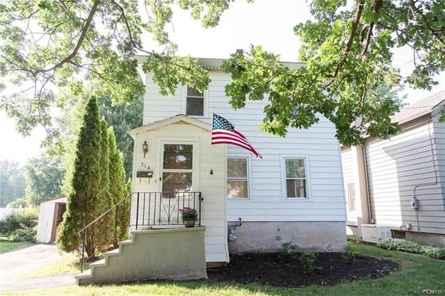 314 Grand Street, Oneida-Inside, NY 13421 (MLS #S1277454) :: Updegraff Group