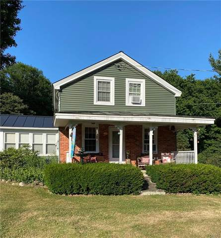 2400 State Route 48, Minetto, NY 13069 (MLS #S1277535) :: Robert PiazzaPalotto Sold Team