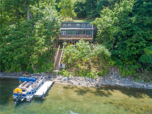 1626 L Willowdale Off Verish Tr Road, Spafford, NY 13152 (MLS #S1277565) :: Robert PiazzaPalotto Sold Team