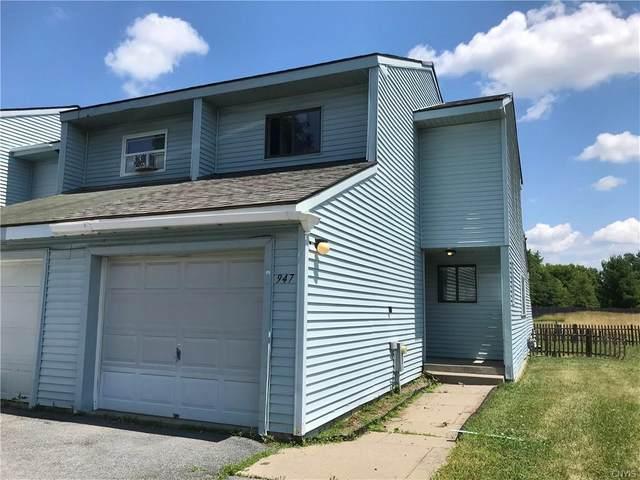 947 Kieff Drive, Watertown-City, NY 13601 (MLS #S1277830) :: TLC Real Estate LLC