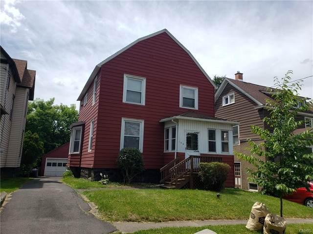 105 Merz Avenue #2, Syracuse, NY 13203 (MLS #S1278136) :: Robert PiazzaPalotto Sold Team