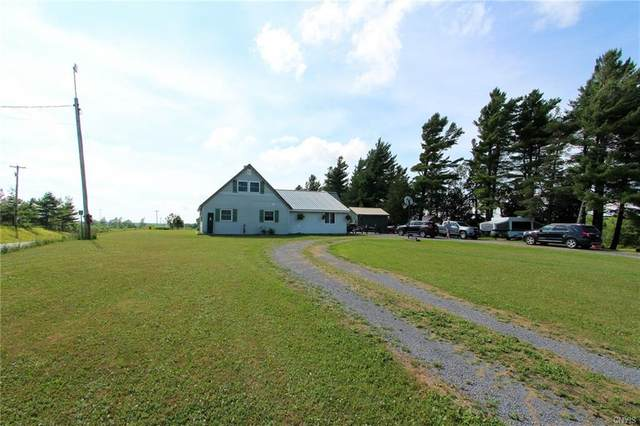 2495 State Route 177, Harrisburg, NY 13367 (MLS #S1278312) :: MyTown Realty