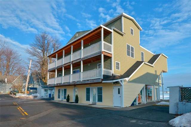 335 Club Street, Cape Vincent, NY 13618 (MLS #S1278386) :: Updegraff Group