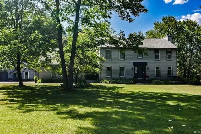 8943 Trenton Falls-Prospect Road, Trenton, NY 13435 (MLS #S1279193) :: MyTown Realty