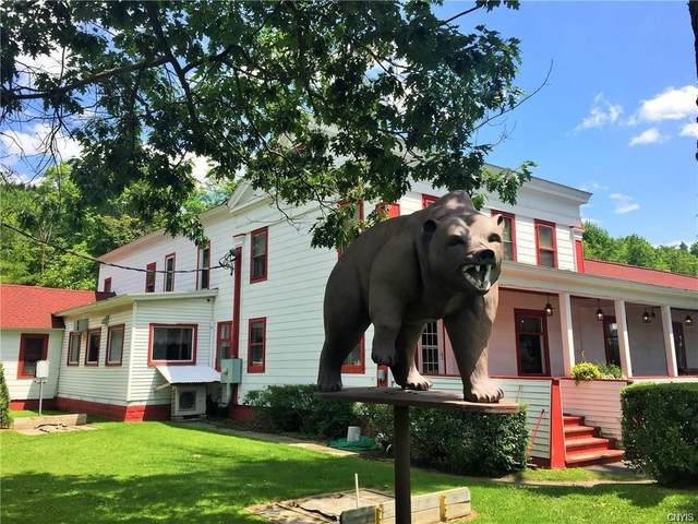 3 Broome Street, Marathon, NY 13803 (MLS #S1279299) :: Thousand Islands Realty