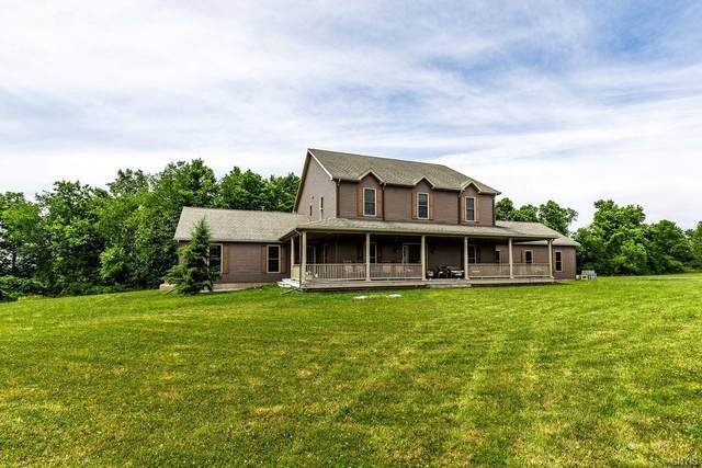 533 Asbury Road, Dryden, NY 13068 (MLS #S1279410) :: TLC Real Estate LLC