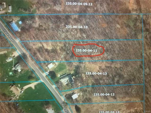 00 Chase Road, Granby, NY 13069 (MLS #S1279533) :: Robert PiazzaPalotto Sold Team
