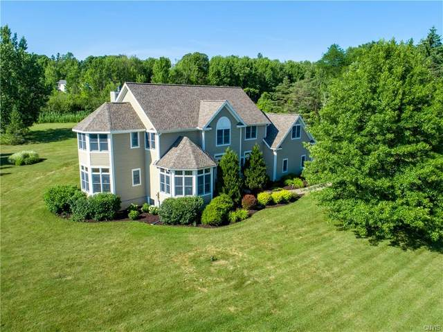 2155 Singing Woods Drive, Spafford, NY 13152 (MLS #S1279570) :: Robert PiazzaPalotto Sold Team