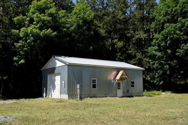 260 Weaver Road, Sandy Creek, NY 13145 (MLS #S1279590) :: 716 Realty Group