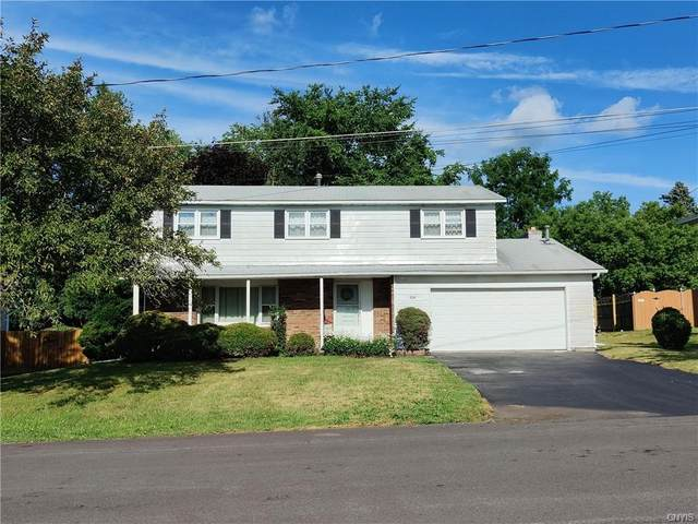 7634 Anne Terrace, Clay, NY 13212 (MLS #S1280472) :: MyTown Realty