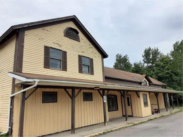 66 Central Street, Moravia, NY 13118 (MLS #S1280906) :: TLC Real Estate LLC