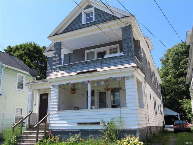 526 Fellows Avenue #28, Syracuse, NY 13210 (MLS #S1280954) :: Lore Real Estate Services