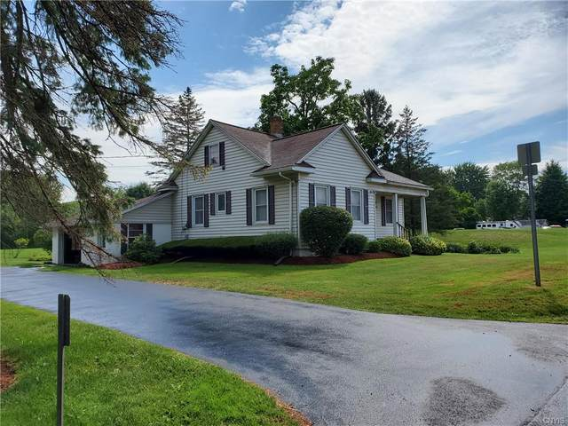 2822 State Route 31, Brutus, NY 13166 (MLS #S1280990) :: Robert PiazzaPalotto Sold Team