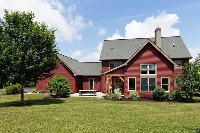 4375 Annapolis Way Road, Marcellus, NY 13108 (MLS #S1281054) :: 716 Realty Group