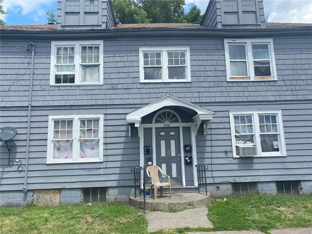 270 Webster Avenue & Warner Avenue, Syracuse, NY 13205 (MLS #S1281063) :: BridgeView Real Estate Services