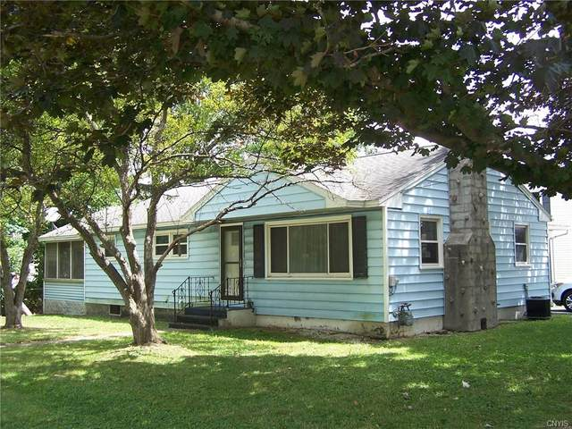 8 Douglas Street, Cortland, NY 13045 (MLS #S1281127) :: Lore Real Estate Services