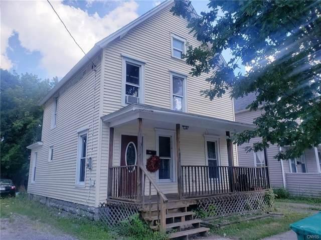 153 Saint Mary Street, Watertown-City, NY 13601 (MLS #S1281271) :: Thousand Islands Realty