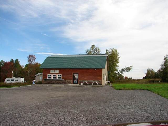 6640 N State Hwy 29, Oppenheim, NY 13329 (MLS #S1281311) :: Robert PiazzaPalotto Sold Team